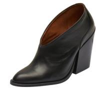 Hochhackige Schuhe schwarz