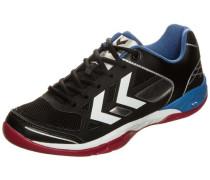 Omnicourt Z4 Trophy Handballschuh Herren blau / rot / schwarz / weiß