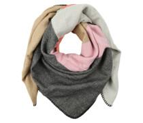 Schal 'Colour Block Blanket' mischfarben
