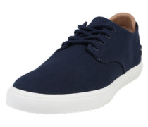Canvas-Sneaker blau / navy