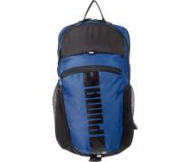 Kinder Rucksack blau / schwarz