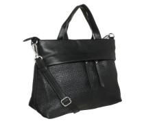 Handtasche 'Fran' schwarz