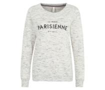 Sweatshirt 'Rie 1' mischfarben / offwhite