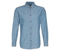 Hemd 'DShirt' blau