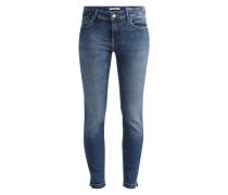 Skinny Jeans 'Adriana' blau