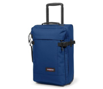 'Authentic Collection Tranverz XS 17' Double-Deck 2-Rollen Reisetasche 45 cm blau / schwarz