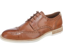 Freizeit Schuhe 'Jaromir' ocker