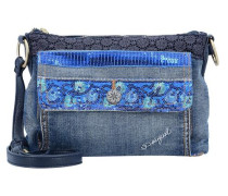Bols Orleans Extra Exotic Umhängetasche 24 cm blau
