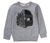 Sweatshirt 'ninjago' grau