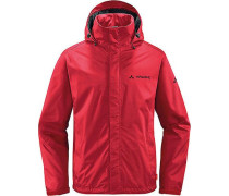 Escape Light Regenjacke Herren rot