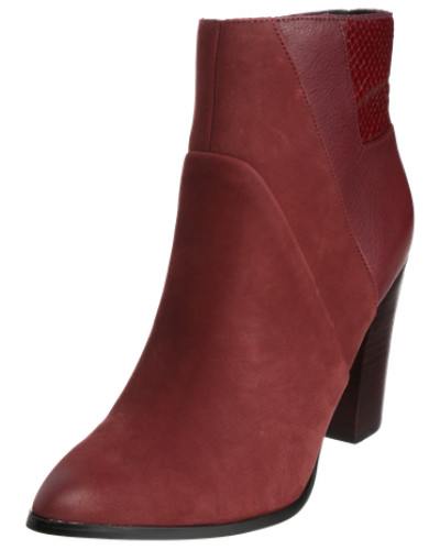 Ankle Boot 'Zelina' bordeaux