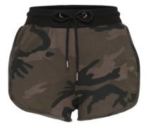Hotpants 'Camo' dunkelgrau