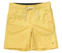 Badeshorts für Jungen gelb
