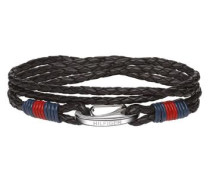 Armband »Mens´s Casual 2700534« blau / braun / rot