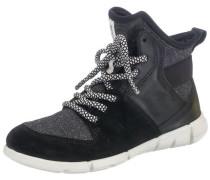 Sneakers High 'intrinsic' für Jungen schwarz