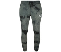 Sweathose Moonwash Relax Pant grau