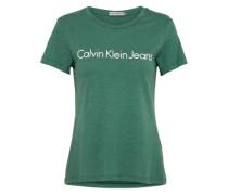 T-Shirt 'tamar' dunkelgrün