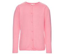 Strick-Cardigan pink