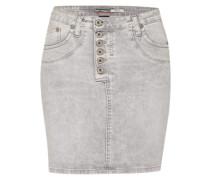 'skirt' Jeans grau
