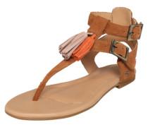 Sandalen 'Lecia' braun