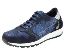 Sneaker dunkelblau / weiß