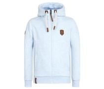 Male Zipped Jacket Birol Viii hellblau
