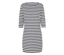 Kleid 'Tonni' navy / offwhite