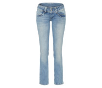 Straight Leg Jeans 'Venus' blue denim
