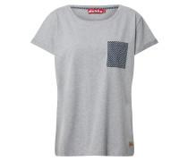 T-Shirt 'Petite Ship Pocket'