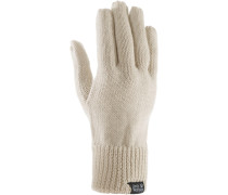 Milton Fingerhandschuhe beige