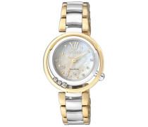 "Armbanduhr ""em0326-52D"" gold / silber"