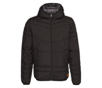 Übergangsjacke 'jorbomb Puffer Jacket Cam' schwarz