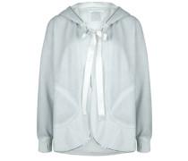 Sweatjacke NEW Jacket Paillette grau