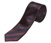 Krawatte navy / rot