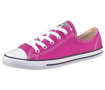 Chuck Taylor All Star Dainty Ox Sneaker pink