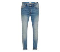 'loom Light Blue' Jeans hellblau