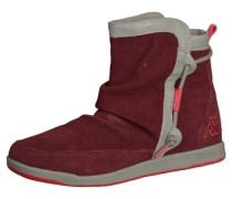 Stiefelette rot