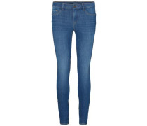 Skinny Fit Jeans 'nw' blue denim