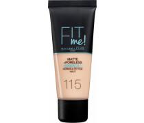 'Fit me! Matte+Poreless' Make-up elfenbein