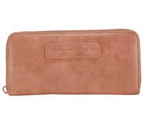 Nicole 6 Vintage Geldbörse 18 cm rot