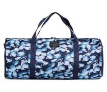 Duffle-Tasche blau