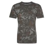 T-Shirt 'Naval' grau