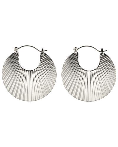 Ohrringe 'ergie' silber
