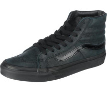 Sk8-Hi Slim Sneakers schwarz