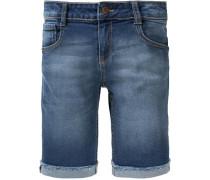 Jeansshorts für Mädchen blau