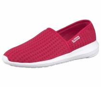 Cosy Sneaker rot