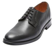 Derby-Schuhe schwarz