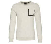 Sweatshirt 'Bullet' beige
