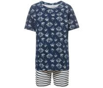 Shorts-Set 'nitdash' blau