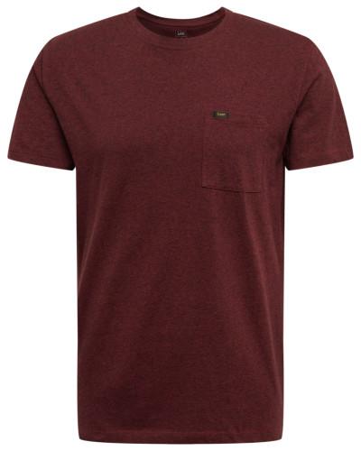 Shirt 'ultimate Pocket' burgunder